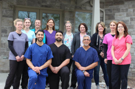 Lubus Family Dentistry has knowledgable and friendly staff